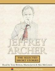 Cover of: Jeffrey Archer