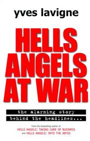 Cover of: Hells Angels at War