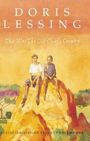 Cover of: This Was the Old Chief's Country (Collected African Stories)