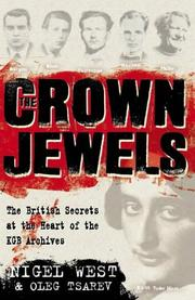 Cover of: Crown Jewels/British Secrets at the Heart of the KGB Archives