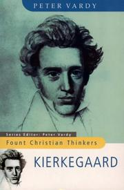 Cover of: Kierkegaard (Fount Christian Thinkers S.)