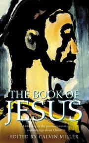 Cover of: Book of Jesus a Treasury of the Greatest