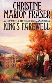 Cover of: King's farewell