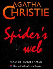 Cover of: Spider's Web