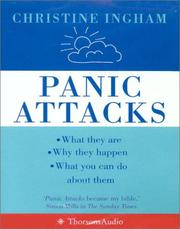 Cover of: Panic Attacks Audio | Christine Ingham