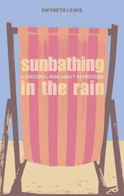 Cover of: Sunbathing in the rain