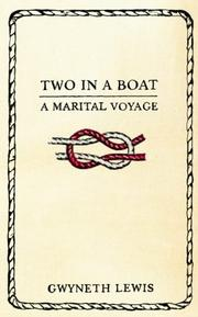 Cover of: Two in a boat