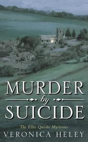 Cover of: Murder by Suicide (Ellie Quicke Mysteries) | Veronica Heley