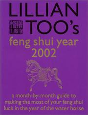 Cover of: Lillian Too's Feng Shui Year 2002
