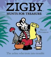 Cover of: Ziggy Hunts for Treasure (Zigby & Friends) | Brian Paterson