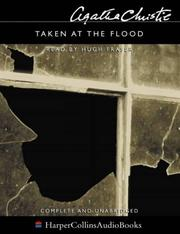 Cover of: Taken at the Flood (Hercule Poirot)