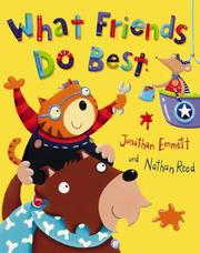 Cover of: What Friends Do Best