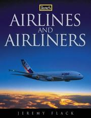 Cover of: Jane's Airlines and Airliners