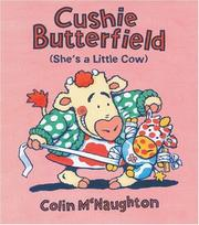 Cover of: Cushie Butterfield | Colin McNaughton