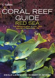 Cover of: Coral Reef Guide Red Sea (Coral Reef) | Robert Myers