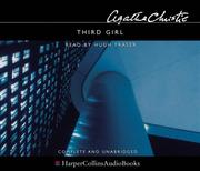 Cover of: Third girl
