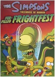 Cover of: Bart Simpson's Treehouse of Horror (Bart Simpsons Treehouse/Horror)