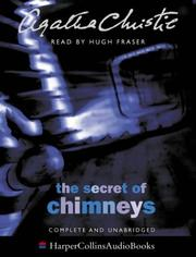 Cover of: The Secret of Chimneys