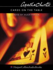 Cover of: Cards on the table
