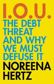 IOU by Noreena Hertz