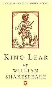 Cover of: King Lear | William Shakespeare