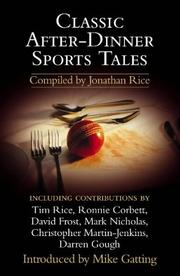 Cover of: Classic After-Dinner Sports Tales