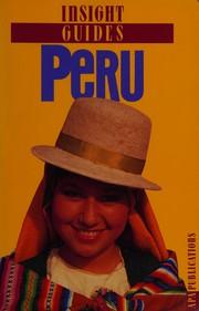 Peru Insight Guide (Insight Guides)