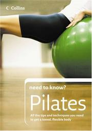 Cover of: Pilates (Collins Need to Know?)