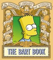 "Cover of: The Bart Book (The ""Simpsons"" Library of Wisdom)"