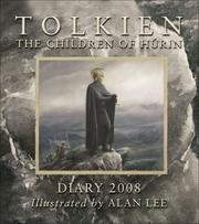 Cover of: The Children of Hurin: 2008 Diary