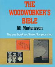 Cover of: The woodworker's bible