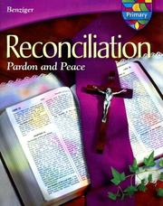 Cover of: Reconciliation Primary |