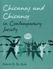 Cover of: Chicanas and Chicanos in contemporary society |