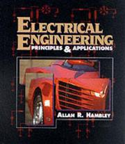 Electrical Engineering by Allan R. Hambley
