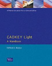 Cover of: CADkey Light | C. E. Horton
