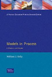 Cover of: Models in Process | William J. Kelly undifferentiated