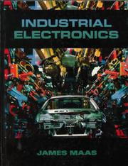 Cover of: Industrial electronics