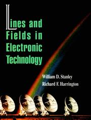 Cover of: Lines and fields in electronic technology