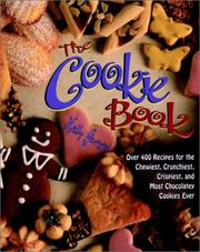 Cover of: The cookie book | Holly Garrison