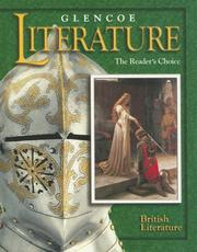 Cover of: Glencoe Literature