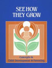 Cover of: See How They Grow |