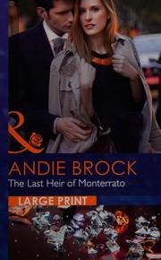 Last Heir of Monterrato