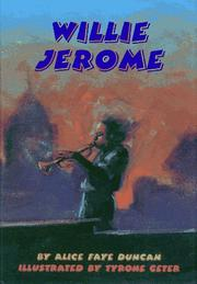 Cover of: Willie Jerome | Alice Faye Duncan