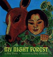 Cover of: My night forest | Roy Owen