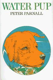 Cover of: Water pup | Peter Parnall
