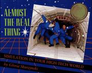 Cover of: Almost the real thing: Simulation in your high-tech world