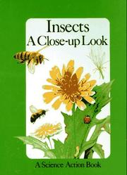 Cover of: INSECTS (Science Action Book) | Seymour