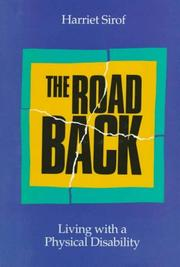 Cover of: The road back | Harriet Sirof