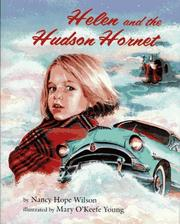 Cover of: Helen and the Hudson Hornet | Nancy Hope Wilson