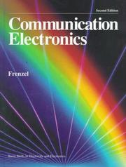 Cover of: Communication electronics